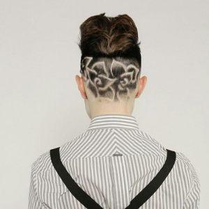 Hair tatoo мастер Долгая Анастасия (Немига)