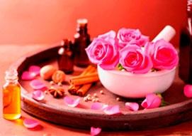 «Розовое царство»