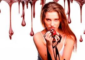 «Блондинка в шоколаде» (брюнетка, шатенка и др. на выбор)