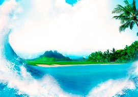 «Баунти - кокосовое наслаждение»
