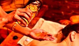 «Полный индийский ритуал»