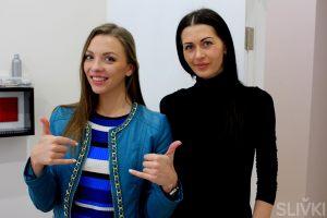 красавицу-гимнастку Мелиту Станюту преображали в салоне Марсель на Юго-Западе